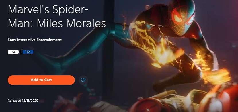 Marvel Spider Man - Miles Morales