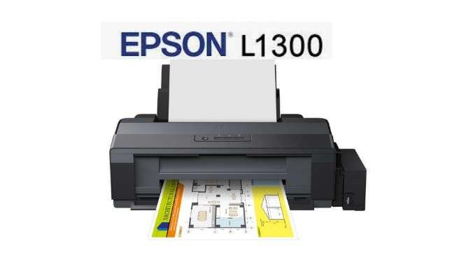 Reset Epson L1300 Resetter Epson L1300