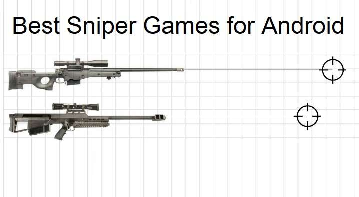 Sniper Games For Android