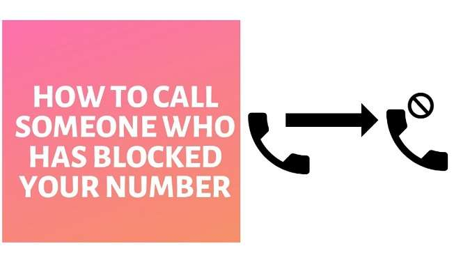 Call a Cellphone Number That Blocks Your Number