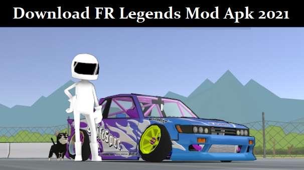 Download FR Legends Mod Apk 2021
