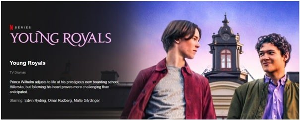 Download Young Royals On Netflix