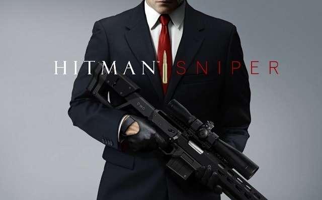 Hitman - Sniper