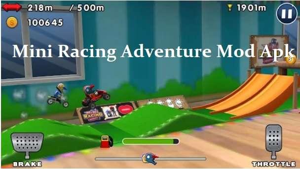 Mini Racing Adventure Mod Apk
