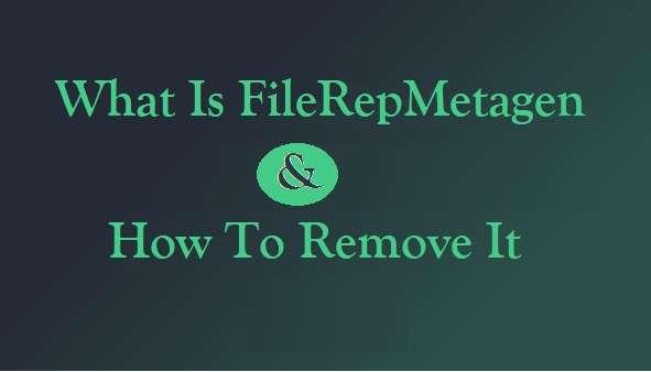How To Remove FileRepMetagen