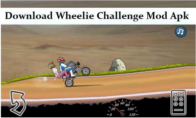 Wheelie Challenge Mod Apk