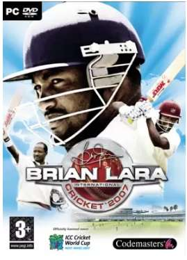 Brian Lara International Cricket 2007