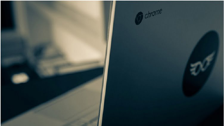 Chromebook sales up by 275%