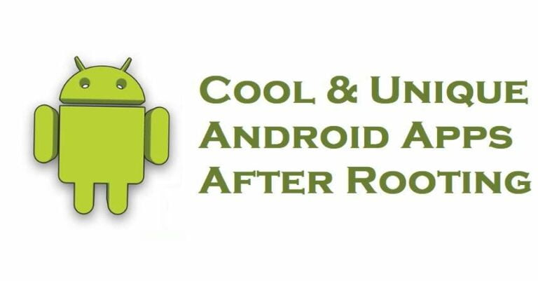 Applications After Root