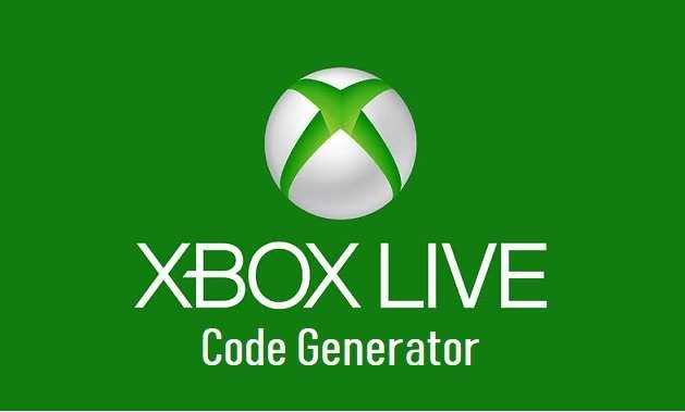 Free Xbox Live Codes 2021