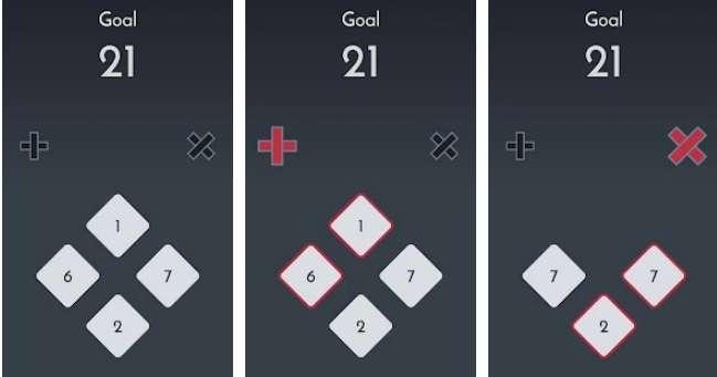 Hard Math Game