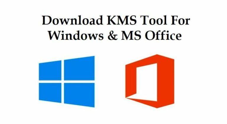 KMSAuto Tool Download For Windows & MS Office