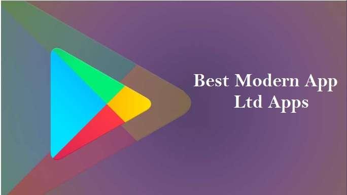 Best Modern App Ltd App