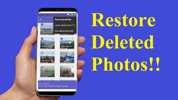 Best Tool To Recover Deleted Photos