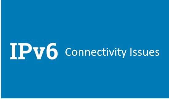 IPv6 connectivity No Internet Access