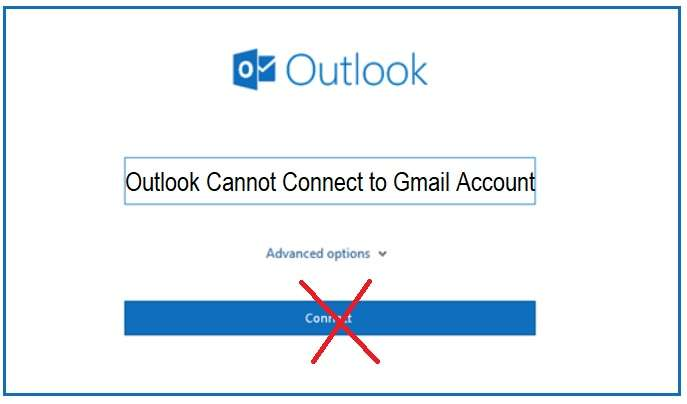 Outlook Cannot Connect To Gmail Account