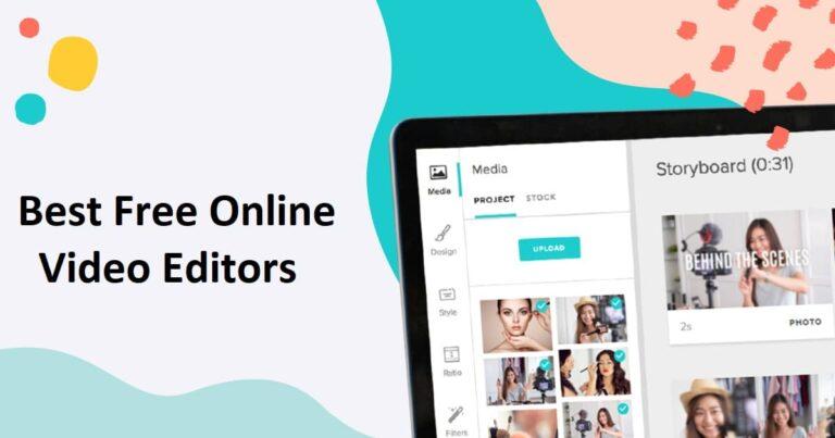 Best Free Online Video Editors